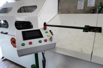 Automatyzacja giętarki furmanek CNC